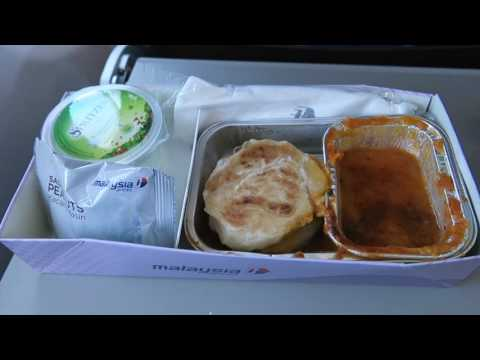 Malaysia Airlines Flight Experience: MH764 Kuala Lumpur to Siem Reap