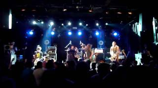 Strike Anywhere - Summerpunks - Live @ Štuk, Maribor - 1.5.2010