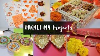 Diwali DIY ideas | Decor,Gift ideas | Diwali 2017