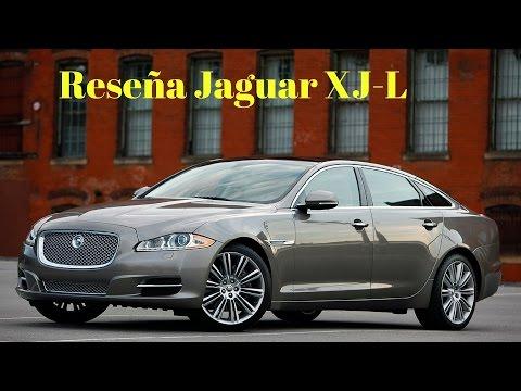 Reseña del Jaguar XJ (Español)