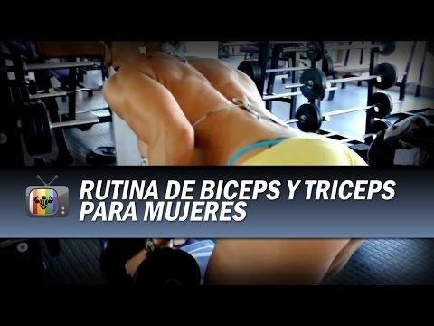 mujeres follando rutina de ejercicio