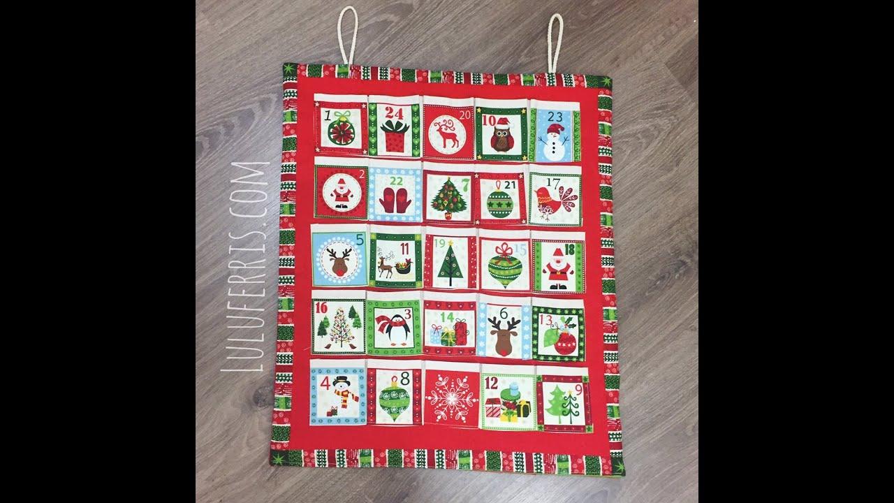 Manos Maravillosas Navidad: Calendarios de Adviento