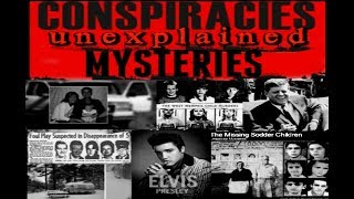 Top Unexplained Mysteries, Conspiracies, Disappearances That Remain Unsolved