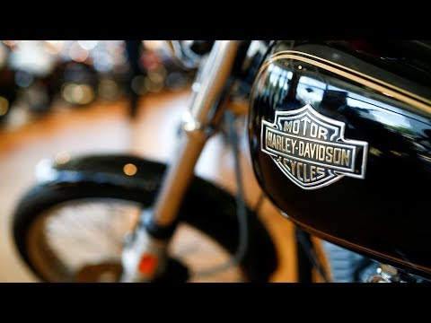 Harley Davidson to move some manufacturing work from US due to EU retaliatory tariffs