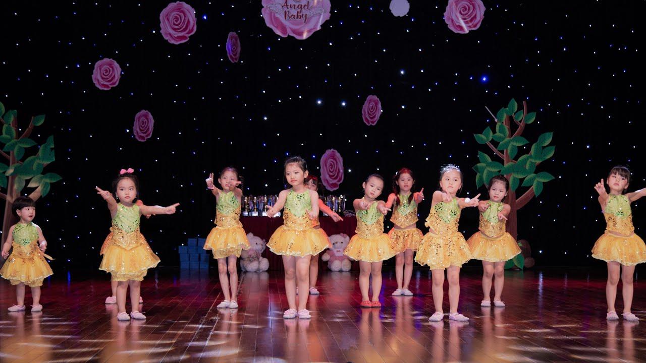 Bé Yêu Biển Lắm – Clb Kieu's Kids | Angel Baby Giấc Mơ Hoa Hồng
