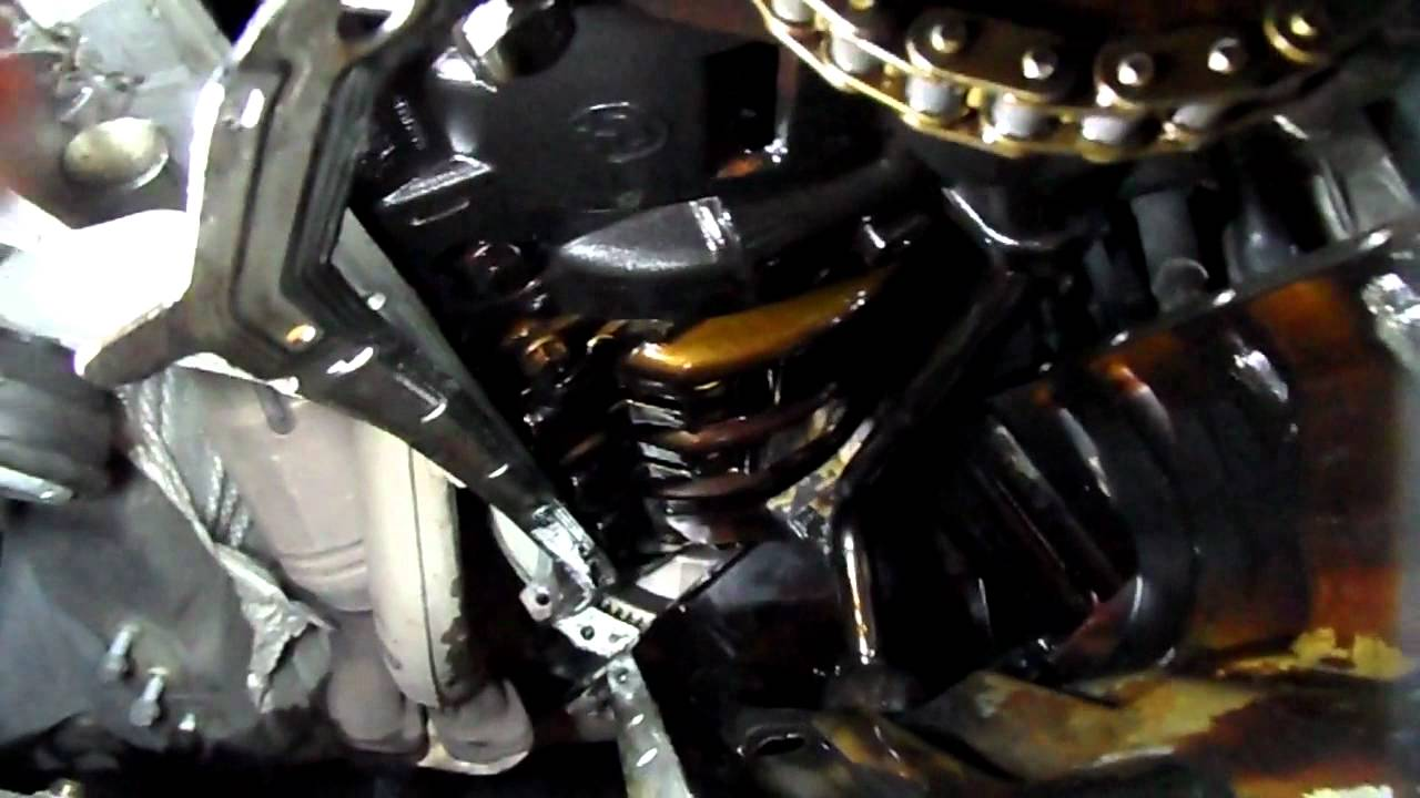 Bmw E46 Oil Pump Failure Loose Nut Part4 Youtube