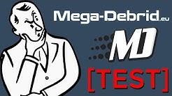 Mega-Debrid Multihoster Test (OCH / Torrent)
