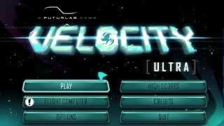 Velocity Ultra Walkthrough Zone 1 Toron Gate - Perfect