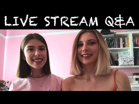 Live Q&A - come ask us about exam results, starting uni, summer plans and more!