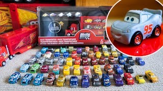 BRANDNEW Disney Cars 3 Toys Mini Racers PRIMER LIGHTNING MCQUEEN Cars Collection Toy Review