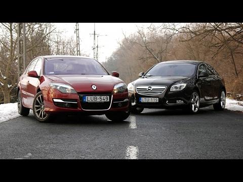 Opel Insignia VS Renault Laguna Стоимость ТО и обслуживания. Что Взять?