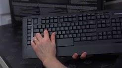 Steelseries Apex [RAW] Gaming Keyboard Unboxing