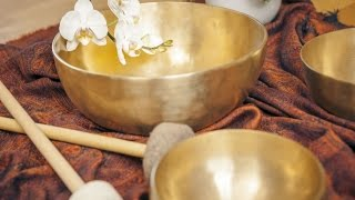 6 Hour Healing Tibetan Bowl Music: Meditation Music, Relaxing Music, Soothing Music, Calming  ☯2185