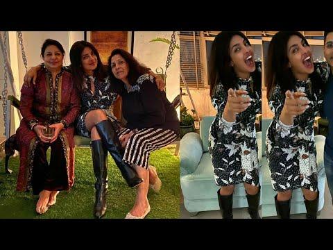 Priyanka Chopra Spending Quality Time With Her Family In Delhi | Priyanka Chopra Mp3
