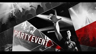 free After Effects Project Files-Party Event Promo