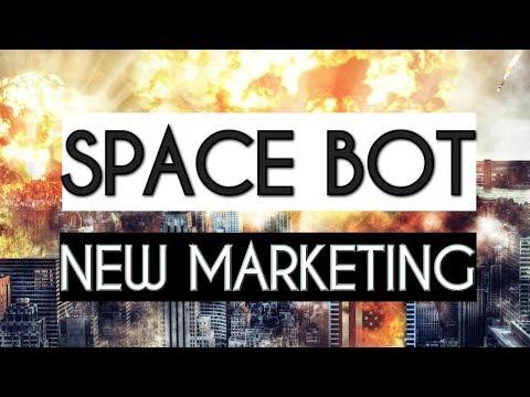 Криптовалюта PRIZM. Новый маркетинг в Space Bot. Парамайнинг и партнёрка. Как заработать в кризис?