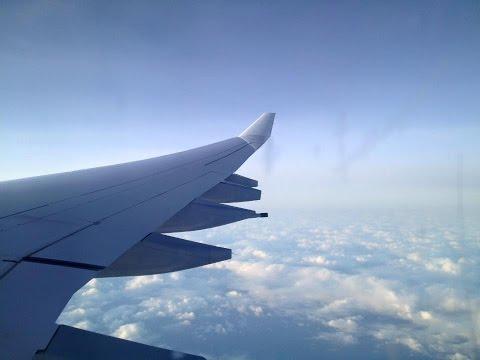 Lufthansa A340-600 Frankfurt-Bogota |DLH542| *vuelo completo*