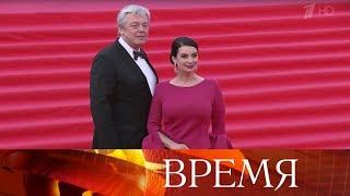В Москве состоялась торжественная церемония открытия международного кинофестиваля.
