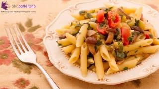Vegetable Pasta - Quick Recipe