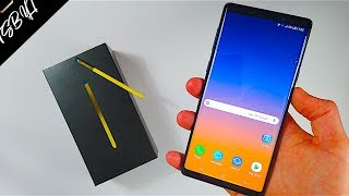 Samsung Galaxy Note 9 AFTER THE HYPE! (Unboxing & Review)