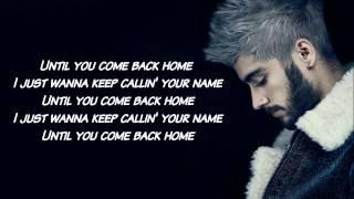 Download Zayn ft. Taylor Swift - I Don't Wanna Live Forever | Lyrics On Screen