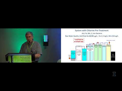 3.5 - Steve Spayd - Private Well Water Treatment For Arsenic And Radioactive Elements