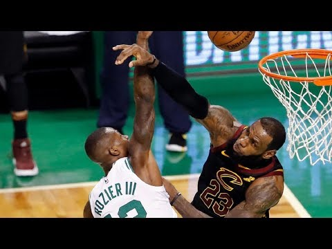 Cleveland Cavaliers vs Boston Celtics Full Game Highlights / Game 7 / 2018 NBA Playoffs