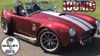 Bangin' Gears in a Factory Five Shelby Cobra