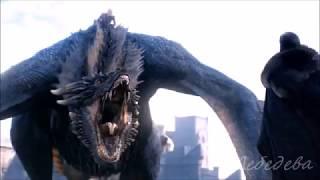 Волки и драконы клип. Тони Раут - Калашников.