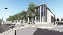 Un complexe sportif nouvelle génération à Rueil-Malmaison (92)