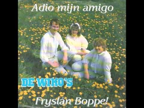 De Wiko's - Fryslan Boppe! (1985)