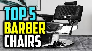 ✔️Best Barber Chairs 2019 | Top 5 Barber Chairs
