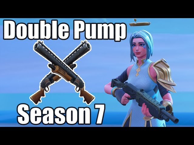 How To Double Pump in Season 7 - NOT CLICKBAIT