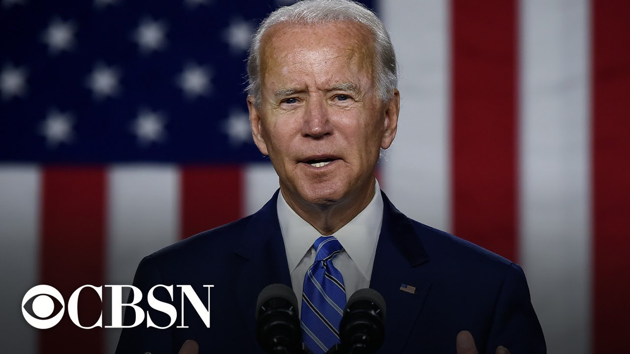 Live coverage: Joe Biden wins presidency, CBS News projects