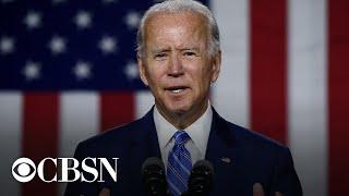Live coverage: Joe Biden wins presidency, CBS News projects