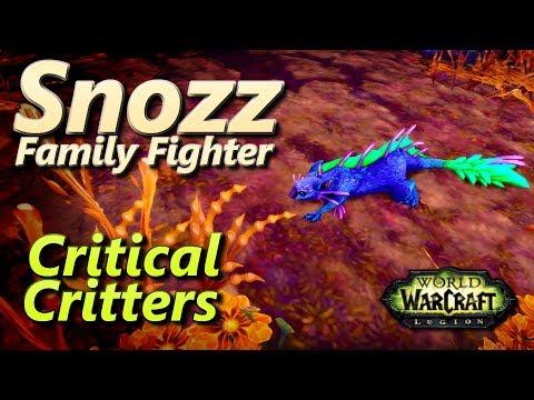 Snozz Critical Critters