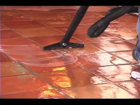 Saltillo Tile Care Saltillo Tile Restoration By Arizona Tile And