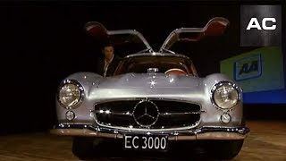 Mercedes Benz 1955 300SL vs 2005 A200  | AA Torque Show