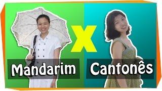 Mandarim VS Cantonês: Qual a Diferença? :)