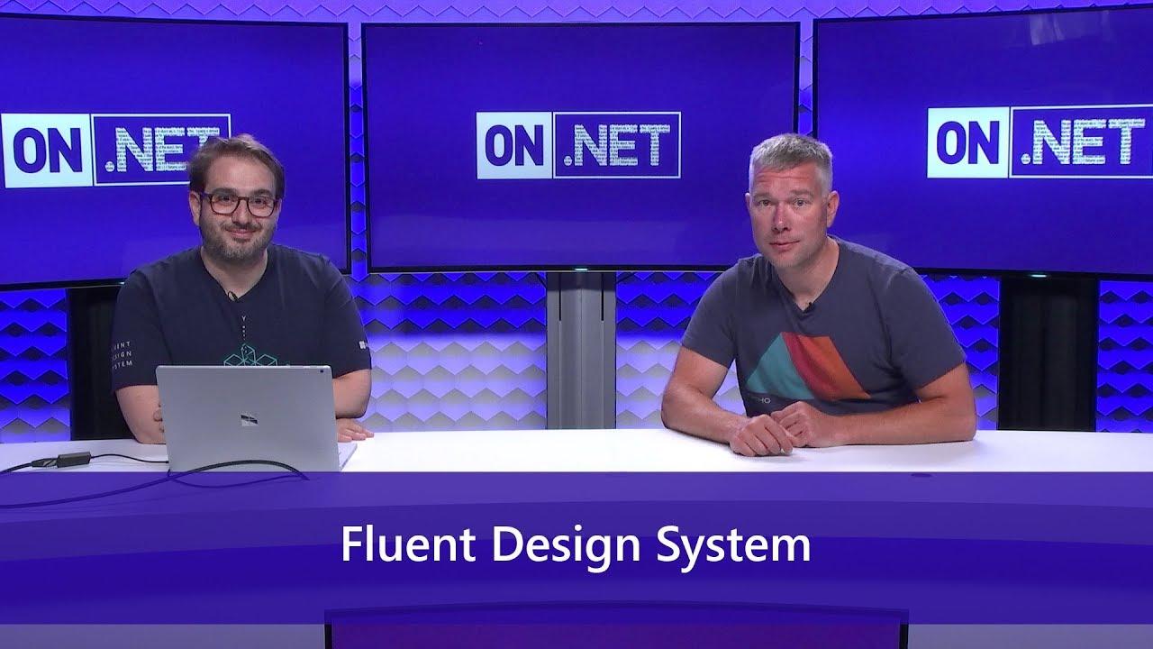 On .NET: Die Möglichkeiten des Fluent Design System