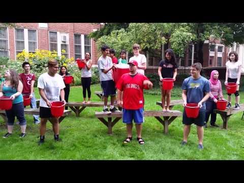 Amundsen High School Band Ice Bucket Challenge