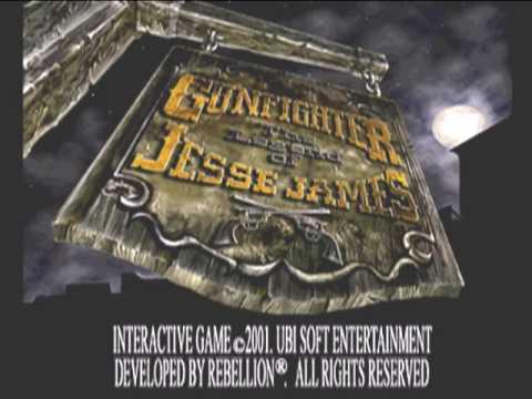Gunfighter, The Legend Of Jesse James - Walking To Forgotten Destiny
