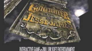Gunfighter, The Legend of Jesse James - Walking to Forgotten Destiny