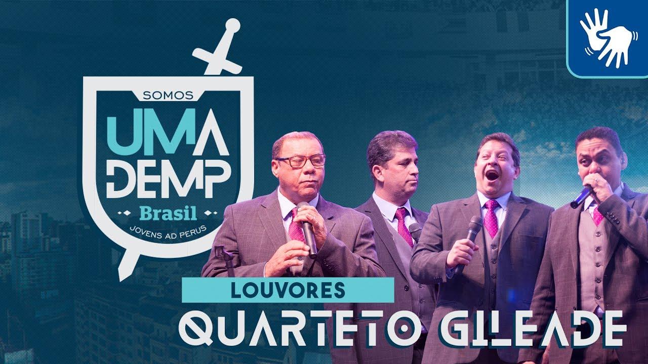 UMADEMP Brasil 2017: Quarteto Gileade