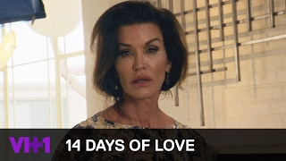 Jaclyn Stapp & Janice Dickinson Argue Over Carmen Carrera's Wedding | 14 Days of Love | VH1