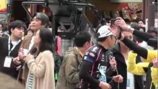 芸能人 いとう あさこ 東京マラソン by picua.