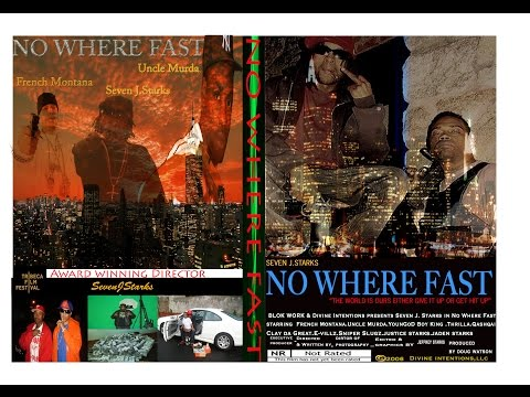 French Montana In Movie....NO Where FAST .......Full Movie
