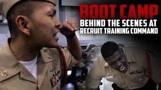 Boot Camp: Behind The Scenes at Recruit Training Command (Full documentary, 2019)