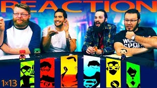 Young Justice 1x13 REACTION!!