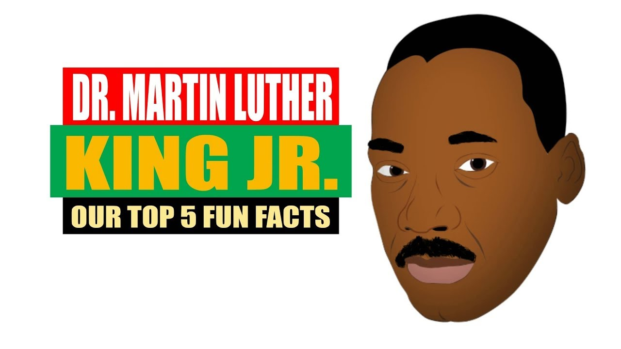 Dr Martin Luther King Jr For Kids Fun Facts For Students Black